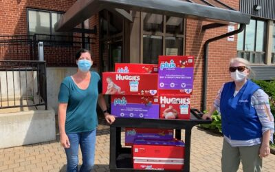 Additional Drop-Off at Rosalie Hall